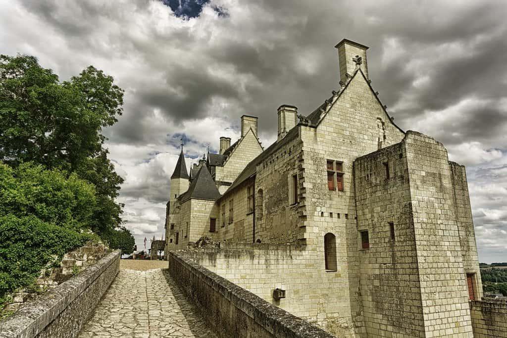 Castles Chinon Architecture Sky  - Xtendo / Pixabay