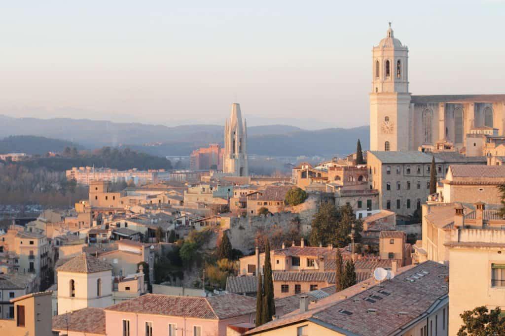 City Sunset Girona Houses  - IreneLasus / Pixabay