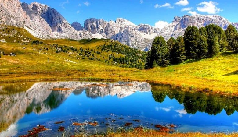 Dolomites Mountains Italy  - kordi_vahle / Pixabay